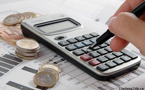 Tất toán là hành vi hoàn trả hoặc nhận tiền theo đúng hợp đồng ngân hàng