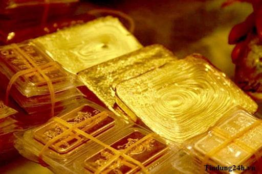 Giá vàng hôm nay vào ngày 3/7/2021 trên đà tăng