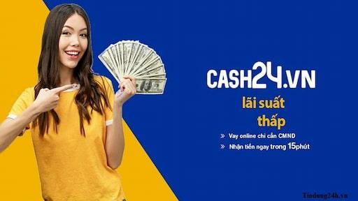 Cash24 là thương hiệu tài chính thuộc công ty cổ phần Ideal Teach