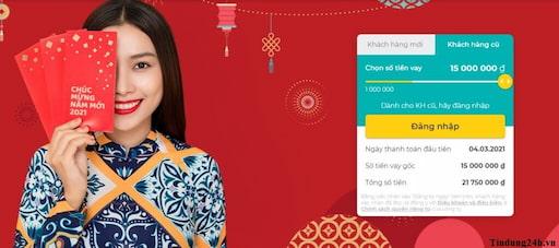 Dịch vụ cho vay tiền tại Tamo uy tín, được nhiều khách hàng tin tưởng và lựa chọn