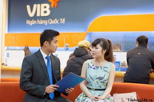 Vốn điều lệ ban đầu của ngân hàng VIB là 50 tỷ đồng, 23 cán bộ nhân viên