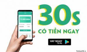 Idong là sản phẩm vay tiền trực tuyến do công ty 360 Việt Nam cung cấp