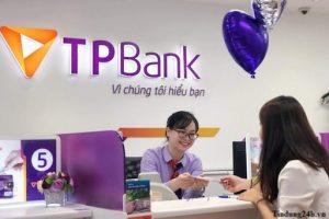 TPBank là tên viết tắt của ngân hàng Thương mại Cổ phần Tiên Phong