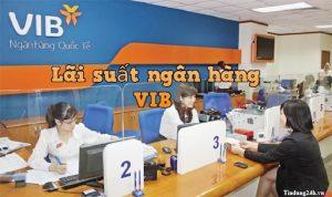 Kỳ hạn gửi tại VIB đa dạng từ 1 tuần đến 36 tháng