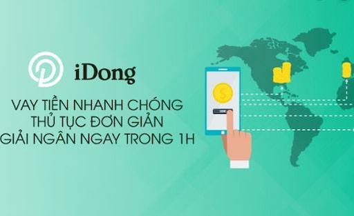 Các sản phẩm vay tiền iDong trực tuyến đa dạng
