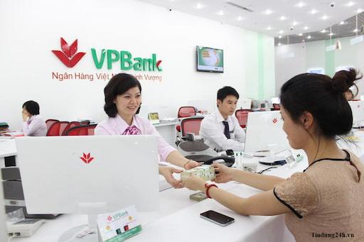 VPBank là tên viết tắt của ngân hàng Thương mại Cổ Phần Việt Nam Thịnh Vượng