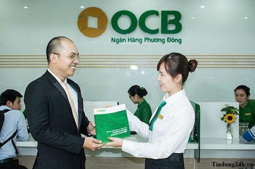OCB là tên viết tắt của ngân hàng Thương mại Cổ phần Phương Đông