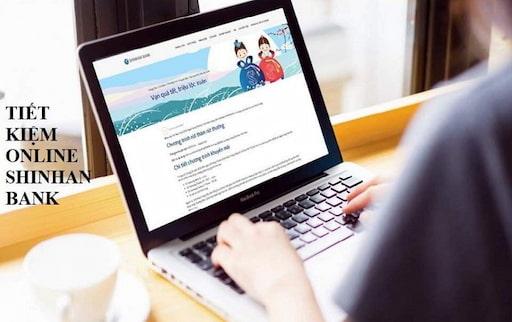 Lãi suất ngân hàng Shinhan Bank được áp dụng đối với khách hàng gửi tiết tiết kiệm trực tuyến cao hơn từ 0.1 đến 0.3 điểm